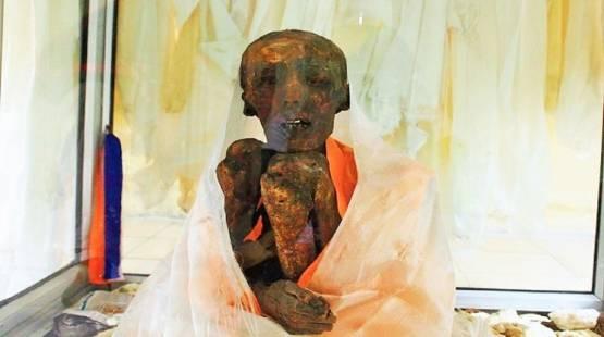 Natural Mummification